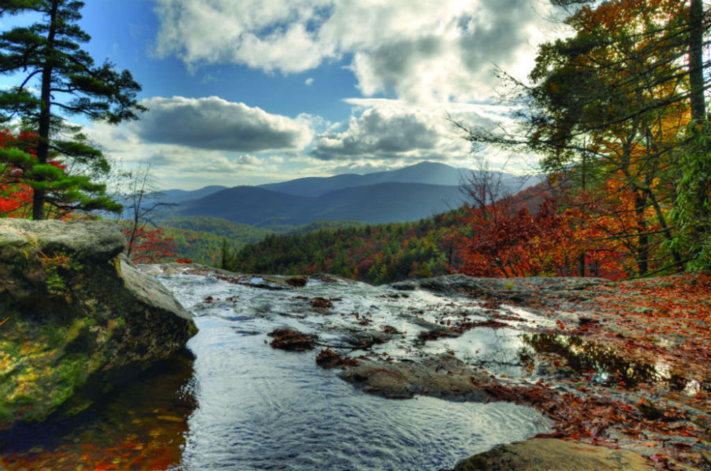 Acorns in Highlands NC Lecture and Reception