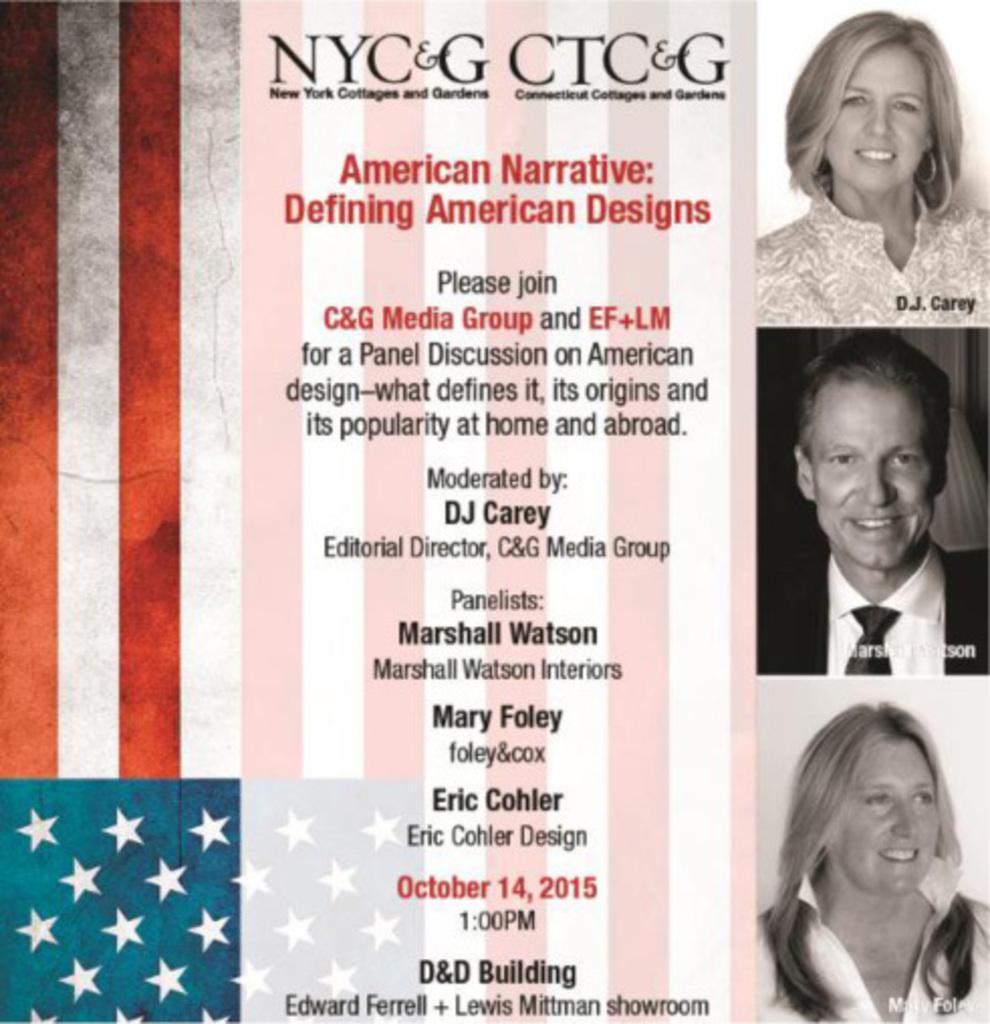 Defining American Designs