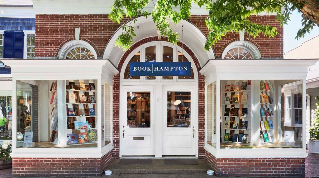 Hamptons Book Signing