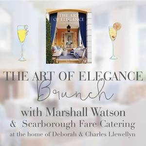 Champagne Brunch and Lecture in Beaufort NC