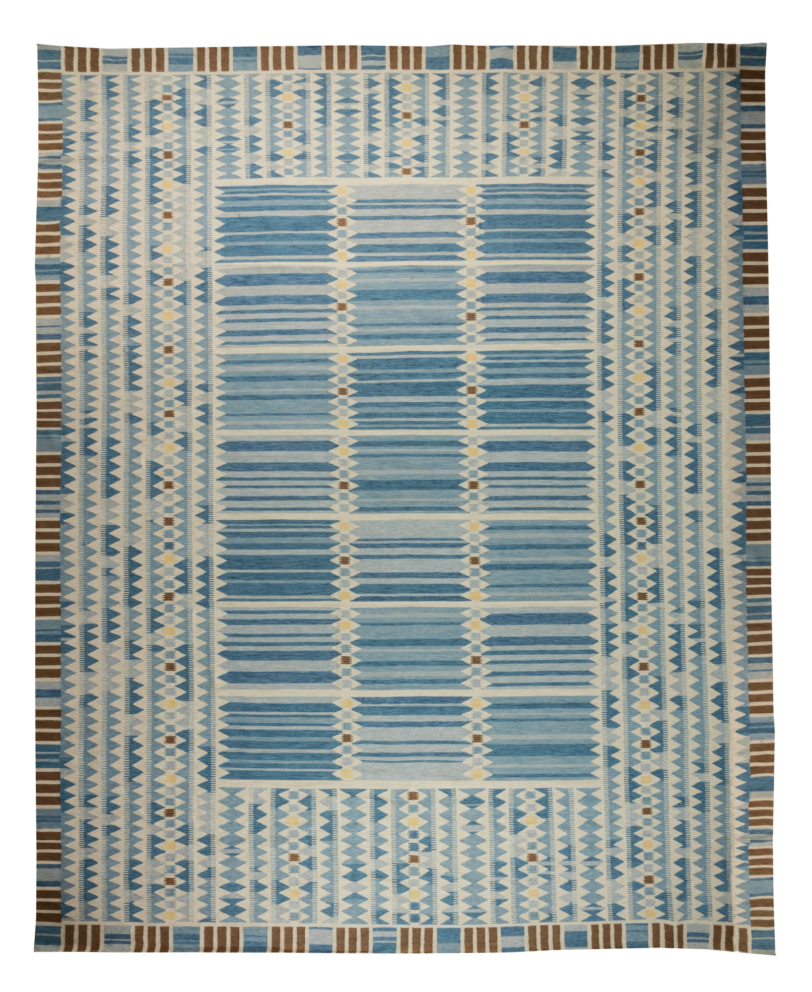 display for Zig Rug by Marshall Watson Collection