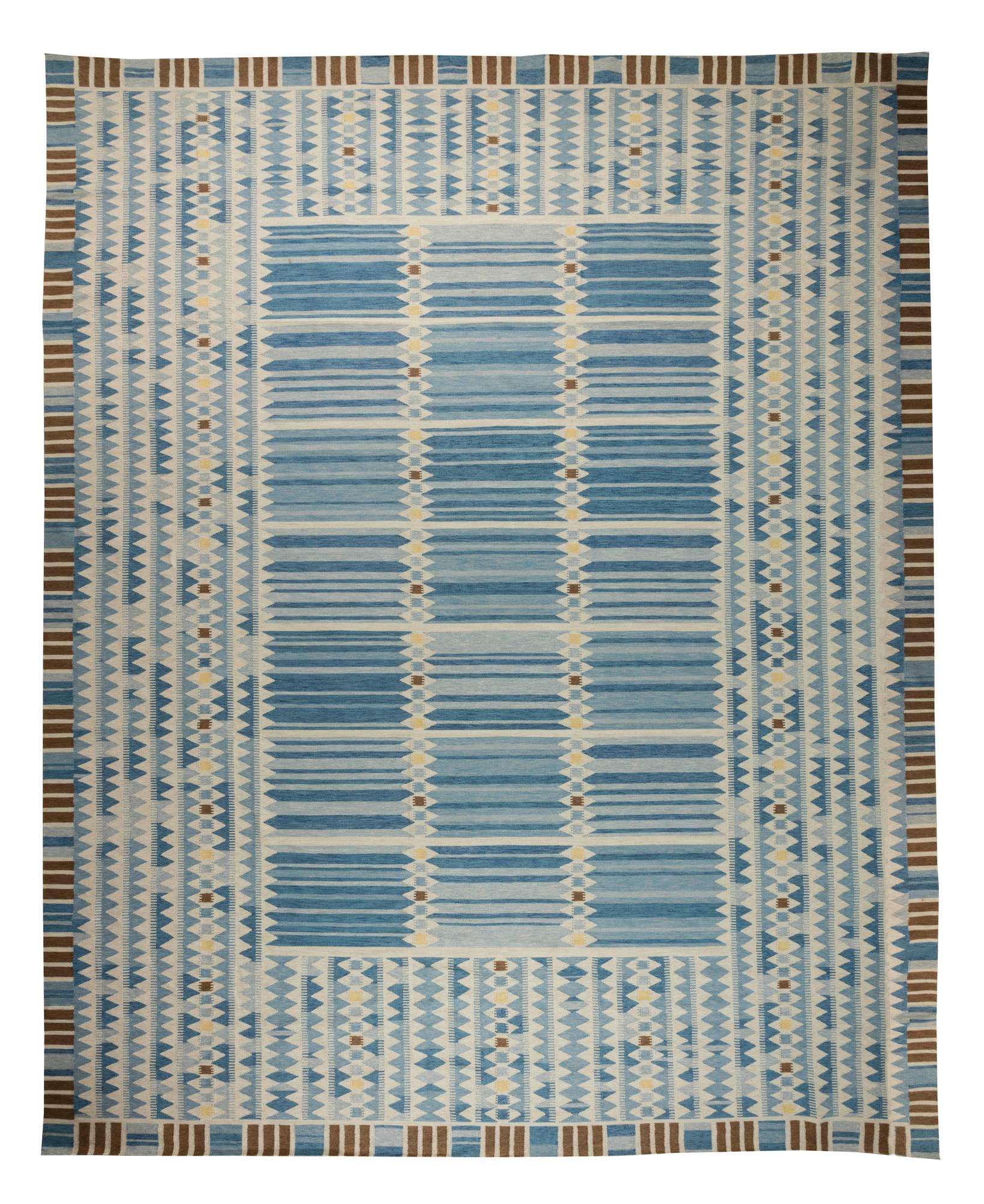 display for Zig Rug by Marshall Watson Collection