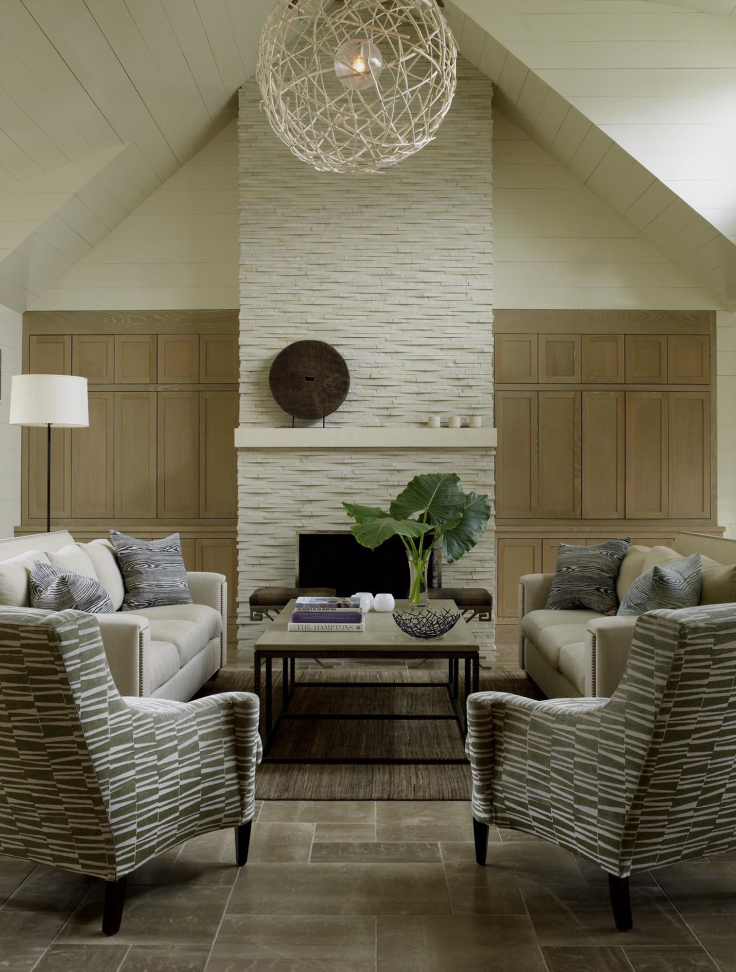 East hampton home design marshall watson interiors - Marshall home decor design ...