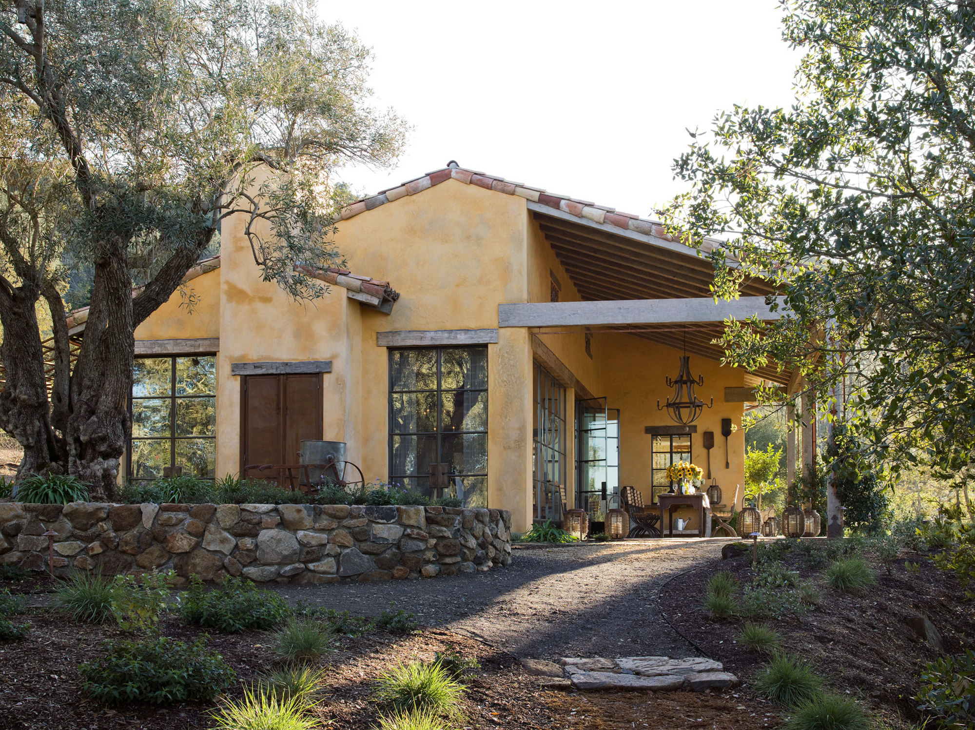 Napa Valley, California exterior design