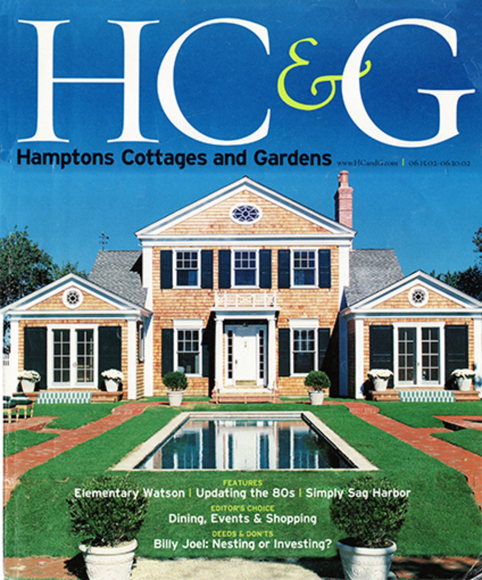 Hampton Cottages and Gardens Cover