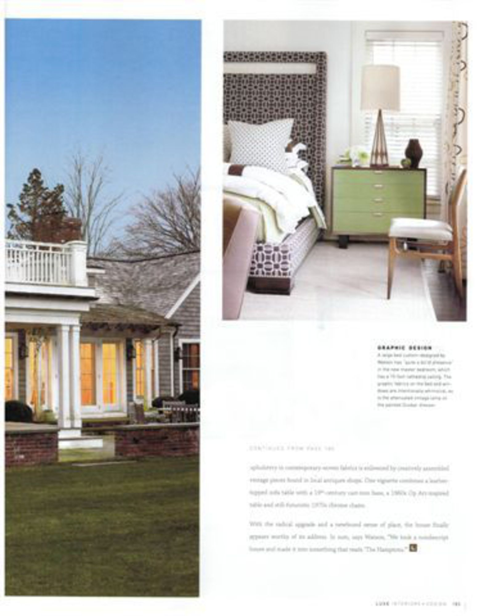 2011 Luxe New York Article