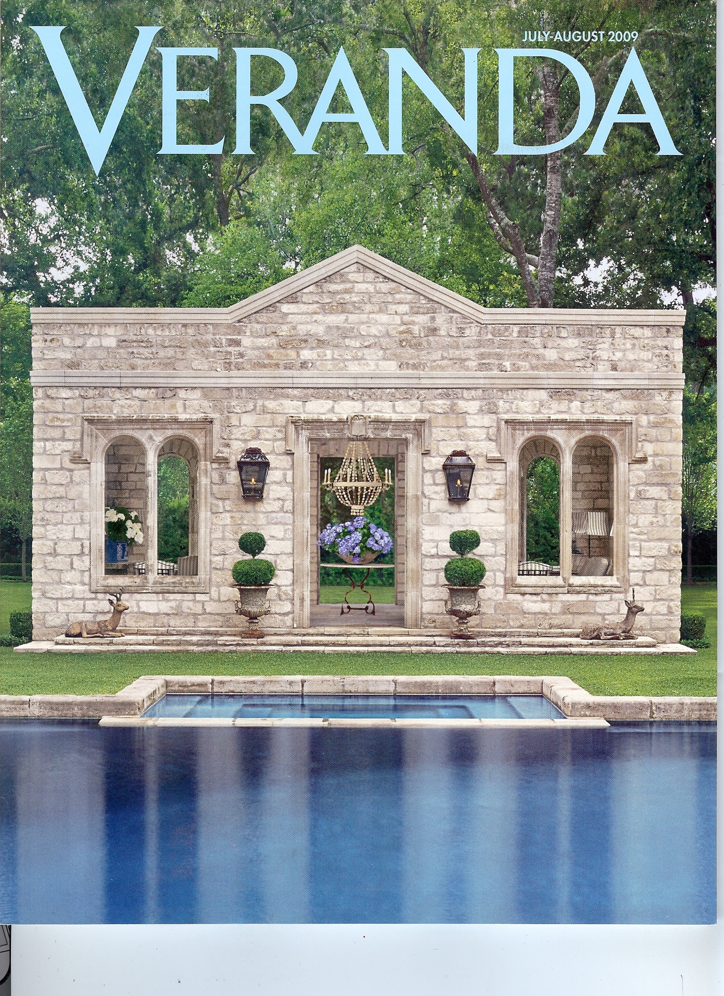 2009/07 Veranda Cover