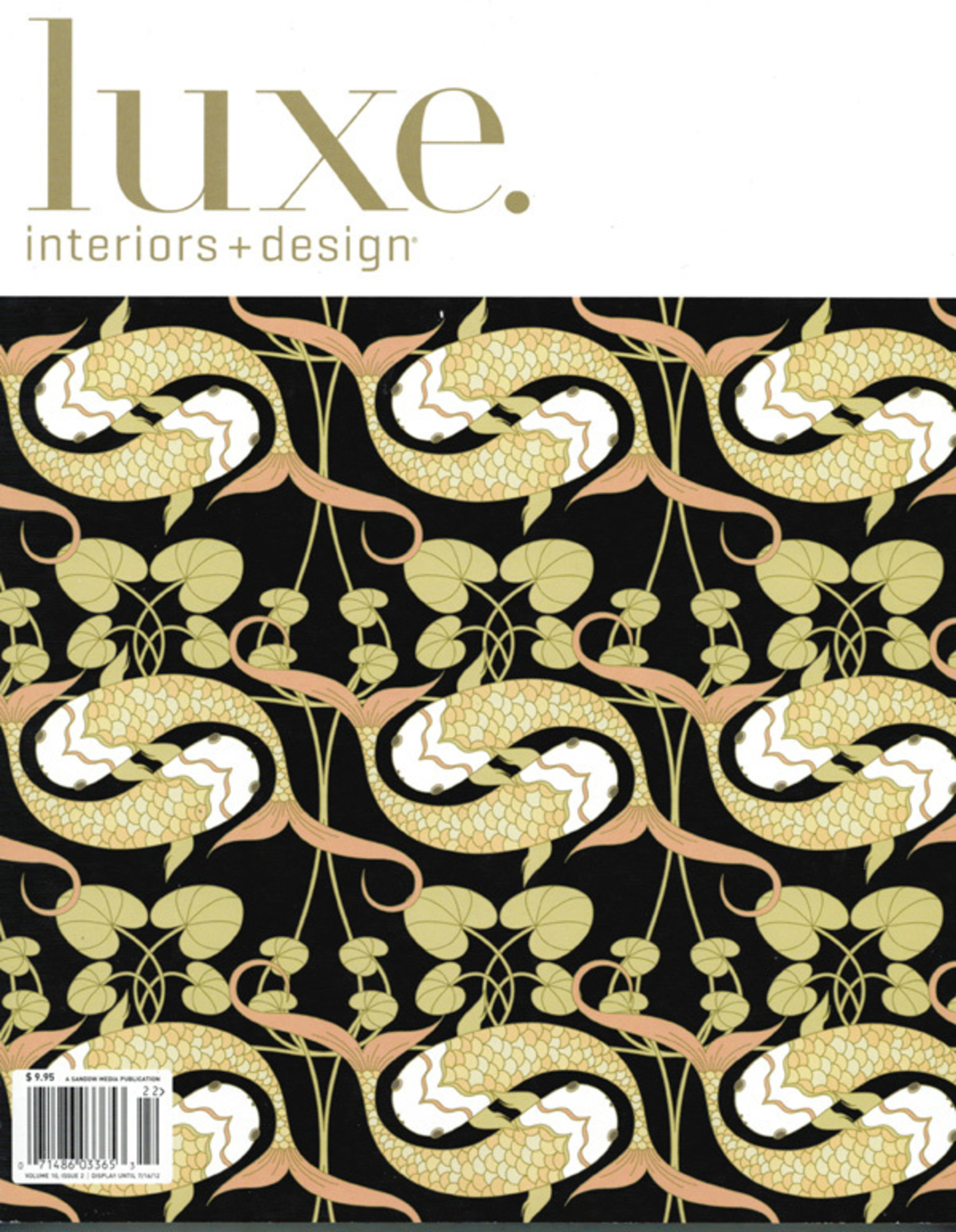 Luxe San Diego 2012 Cover