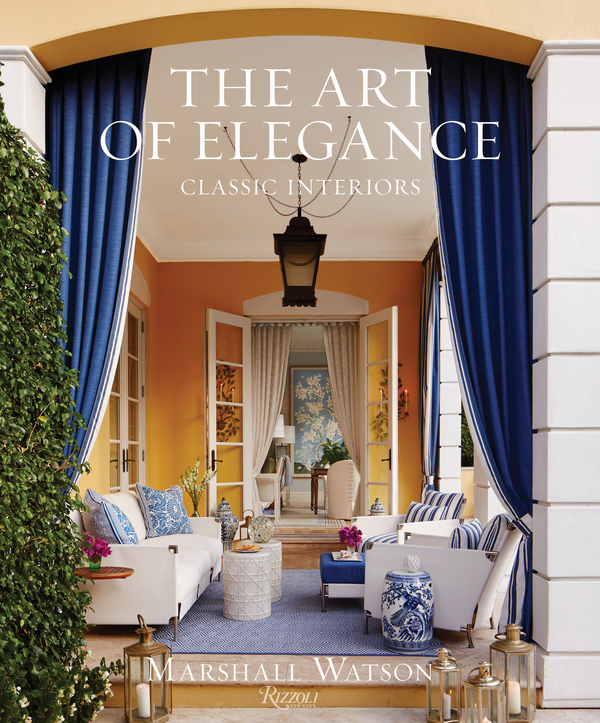 The Art of Elegance Classic Interiors Book Cover