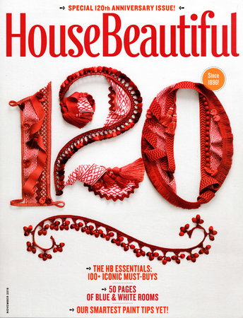 House Beautiful: 120th Anniversary