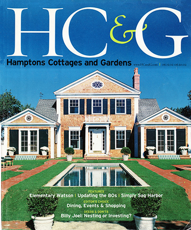 HC&G: Hampton Cottages and Gardens