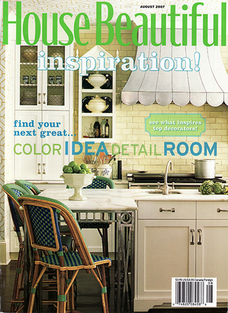 House Beautiful: Inspiration Issue