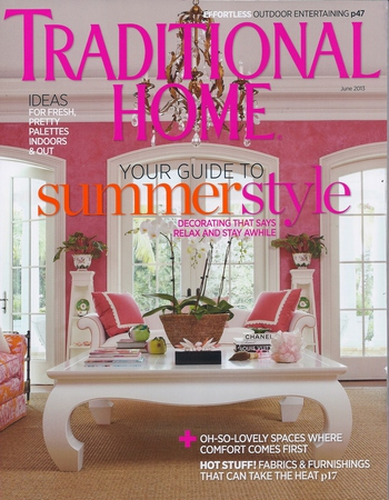 Traditional Home: Summer Style