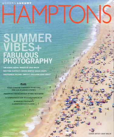 Hamptons Magazine July 2017