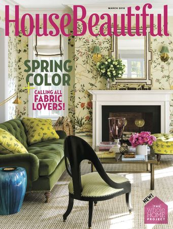 House Beautiful March 2018